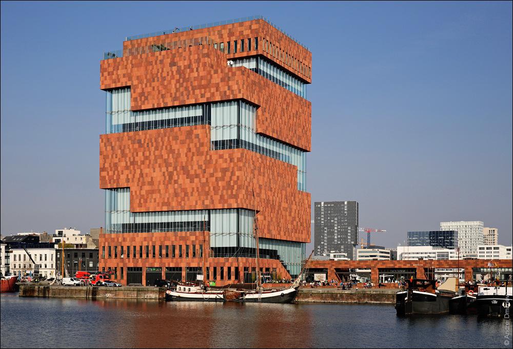 Музей MAS, Антверпен, Бельгия