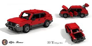 Alfa Romeo 33 Ti (Type 905)