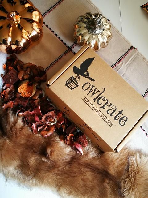 Owlcrate September 2017