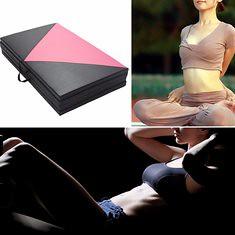 Exercise Yoga Foldable Portable Space saving Mat For Fitness Studio And Home Use (1046450) #Banggood