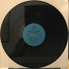 THE UNIVERSAL ROBOT BAND:FREAK IN THE LIGHT OF THE MOON(RECORD SIDE-A)