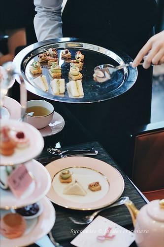 3.St. Regis, KL's pink high tea (#STREGISKLxBAZAAR)