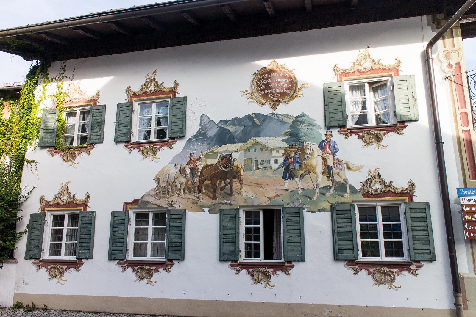 Oberammergau & Grossglockner-3
