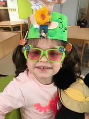 De eekhoornklas: Lara wordt 3jaar!