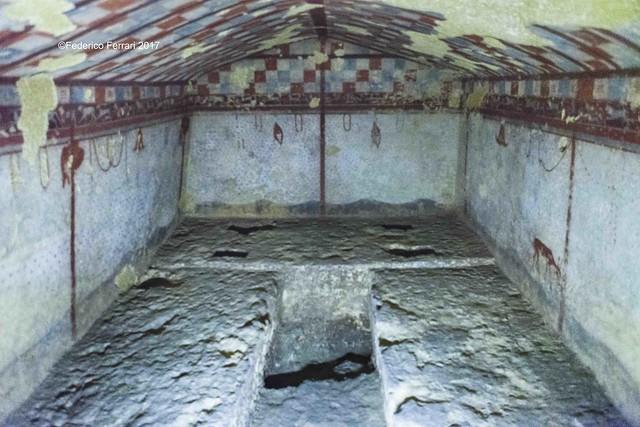 Tombe etrusche Tarquinia