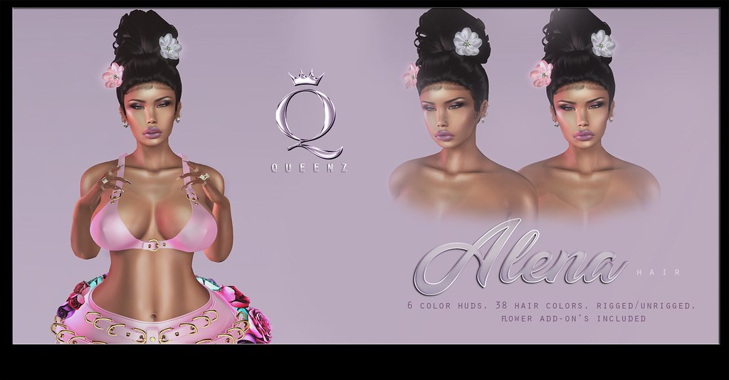 QUEENZ | Alena Hair
