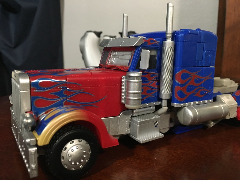 Takara MPM-4 Optimus Prime