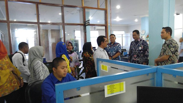 Pemaparan Prosedur Penerbitan SP2D di KPPN Ternate