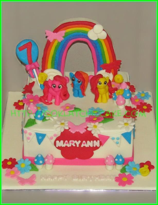 Cake MLP Mary Ann