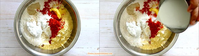 coconut ribbon pakoda 2