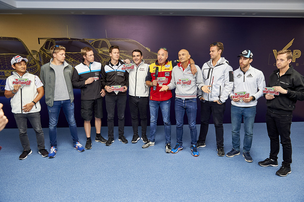 Team WTCC during the 2017 FIA WTCC World Touring Car Championship at Shanghai, China, September 13 to 15 - Photo David Noels / DPPI