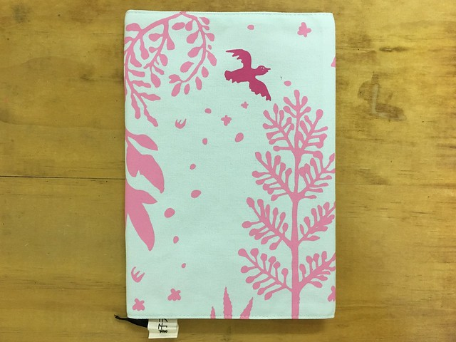 正面封面@賴馬X印花樂嬉遊森林萬用筆記本