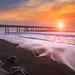 Pacifica Sunset by IzTheViz