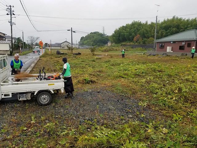 南相馬・小高でボランティア→円谷幸吉マラソン出場(援人 2017年 1013便)