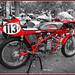 Seeley frame - Moto Guzzi