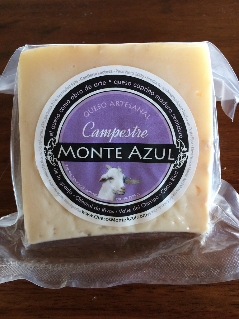 Monte Azul Campestre cheese 1