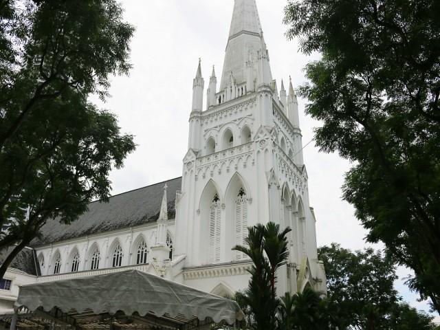 catedrala st andrew obiective turistice singapore 3