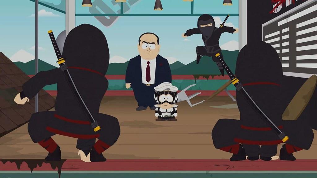 South Park: Retaguardia en Peligro ya disponible