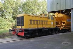 Locotracteur SACM type 13 - 36 Tonnes -330 Cv