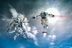 Gundam: F91 vs RX-78-2