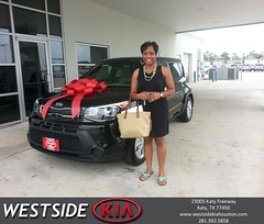 #HappyBirthday to Mia from Rubel Chowdhury at Westside Kia!