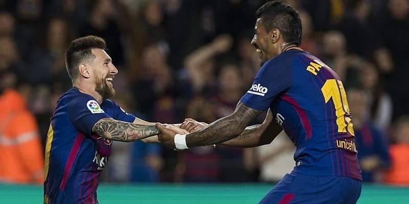Tugas Saya Membantu Lionel Messi Ungkap Paulinho