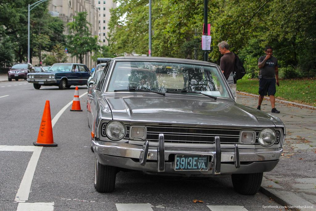 Старые автомобили на улицах Нью-Йорка - 29 samsebeskazal-9754.jpg