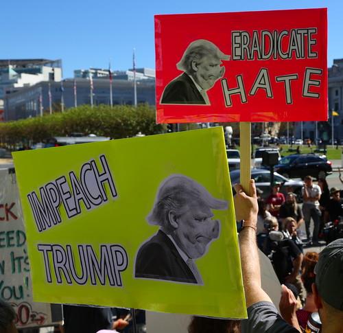 Impeach Trump | Eradicate Hate