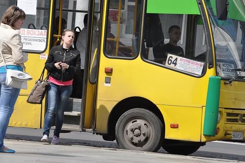 Рахують, якою буде вартістьпроїзду у маршрутках Рівного