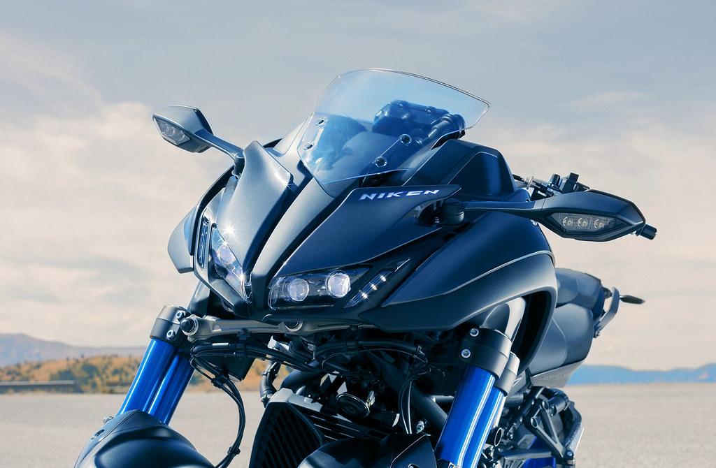 Yamaha Niken 900 2018 - 20