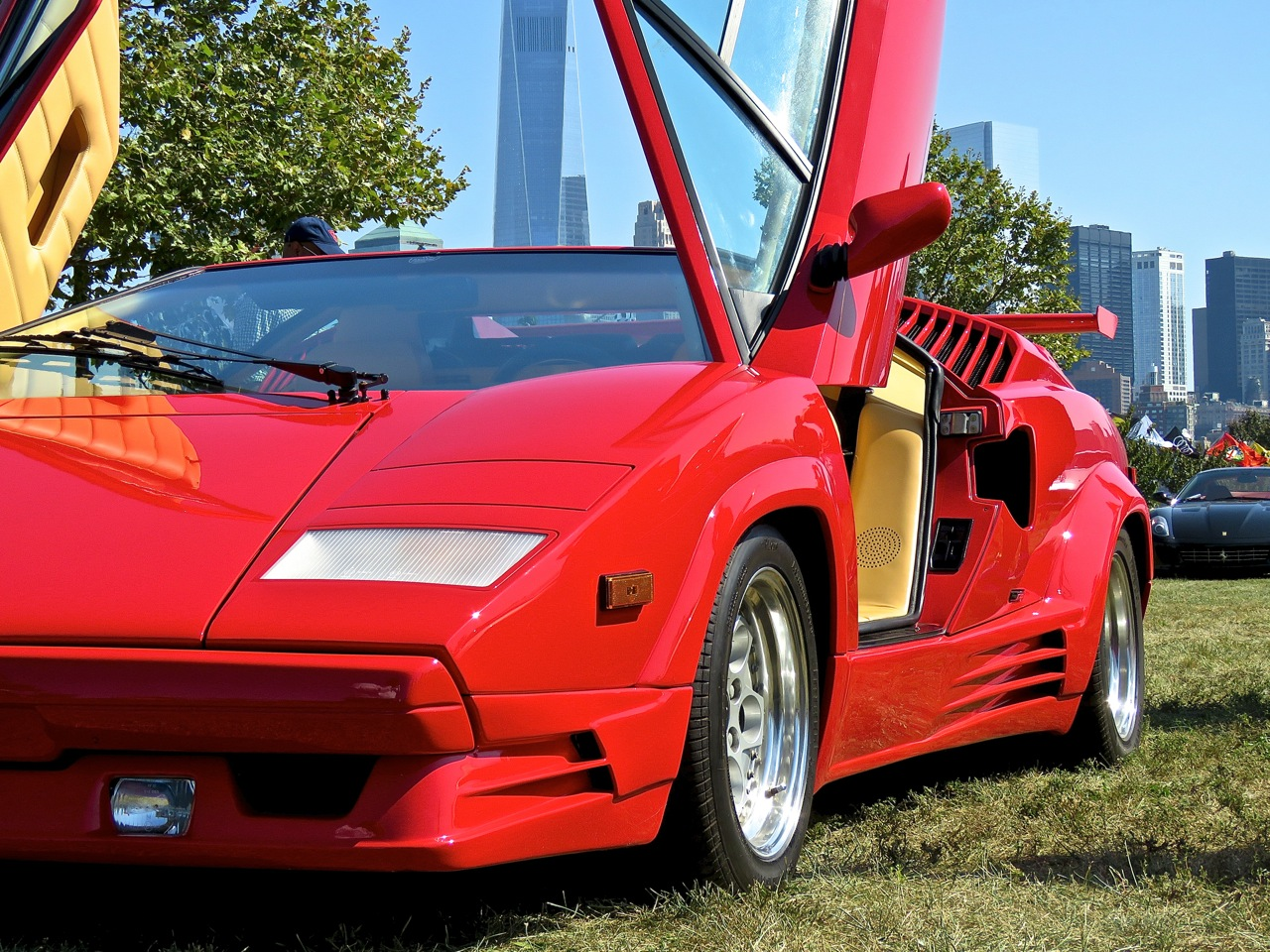 Lamborghini Countach 25th Driven by Purpose 2
