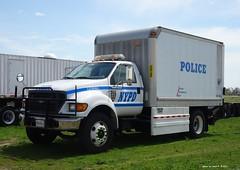 NYPD - 2003 Ford F650 Truck - ESU - 8413 (2)