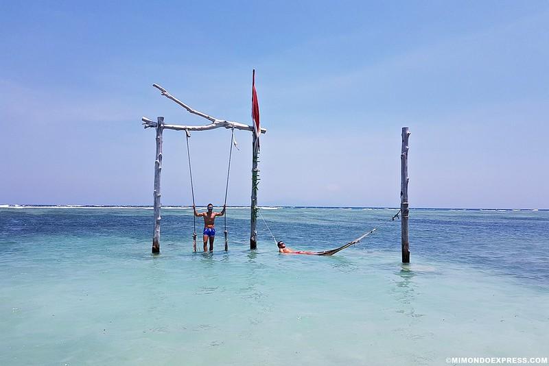 Gili Trawangan, Indonesia