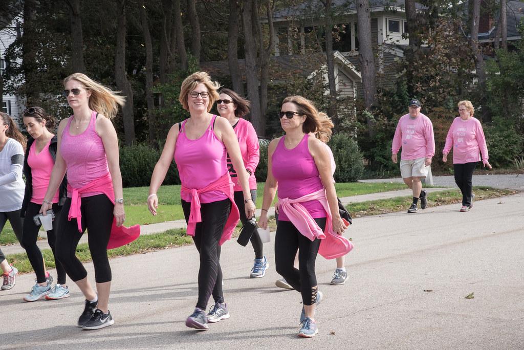 Walk breast nashua cancer