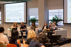 """Panel in Toronto – """" How to keep HR human in a digital world"""""""