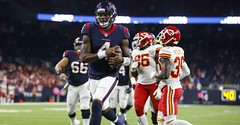 Texans fall to Chiefs despite 5-TD performance from Deshaun Watson