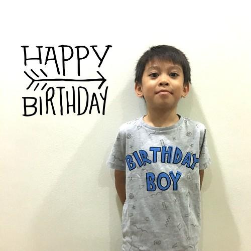 Naqeeb's 7th Birthday