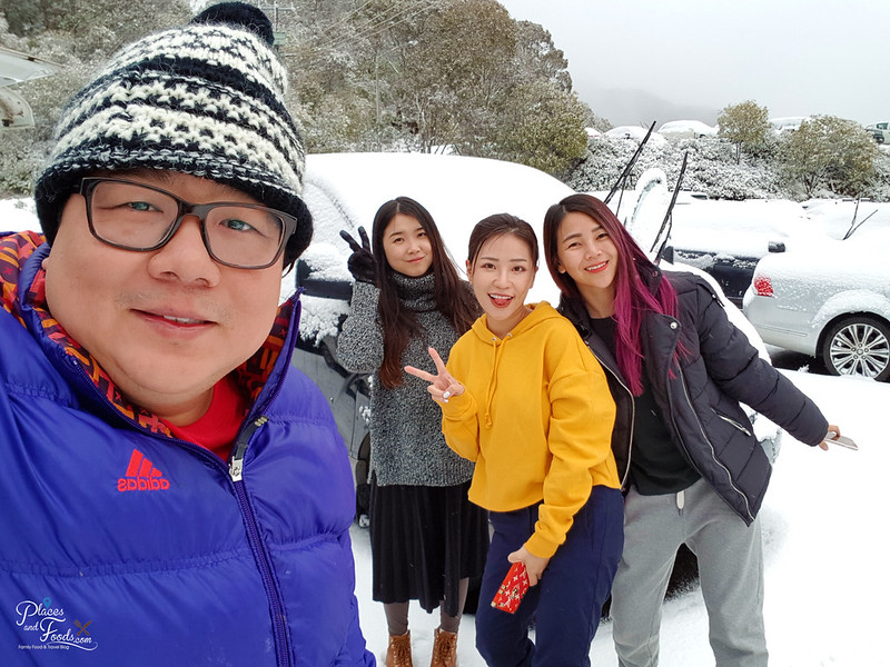 mount buller malaysians influencers