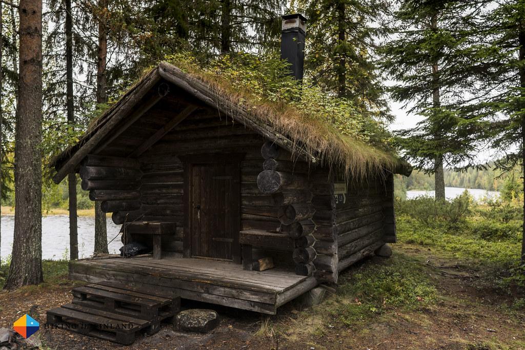 Långholmarna Hut
