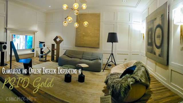 Philippine School Of Interior Design Awesome Ways To Use Gold In Your Design Concepts  Philippine .