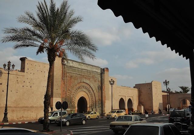old gateway of Marrakech, Nikon COOLPIX S6600