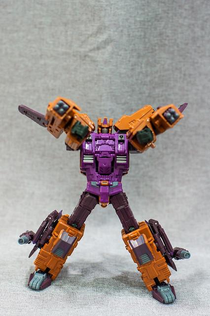 Blast Off Pose 1