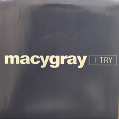 MACY GRAY:I TRY(JACKET A)