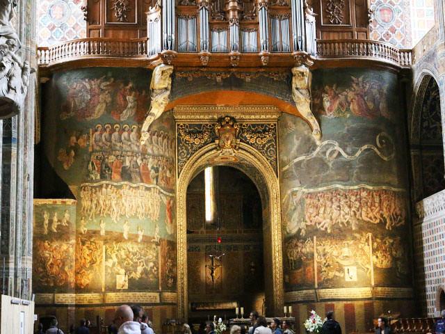 catedrala st cecile obiective turistice albi 4