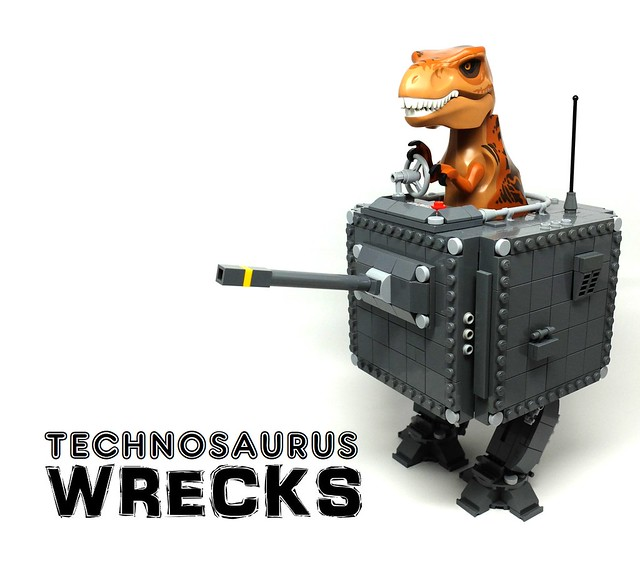Technosaurus Wrecks