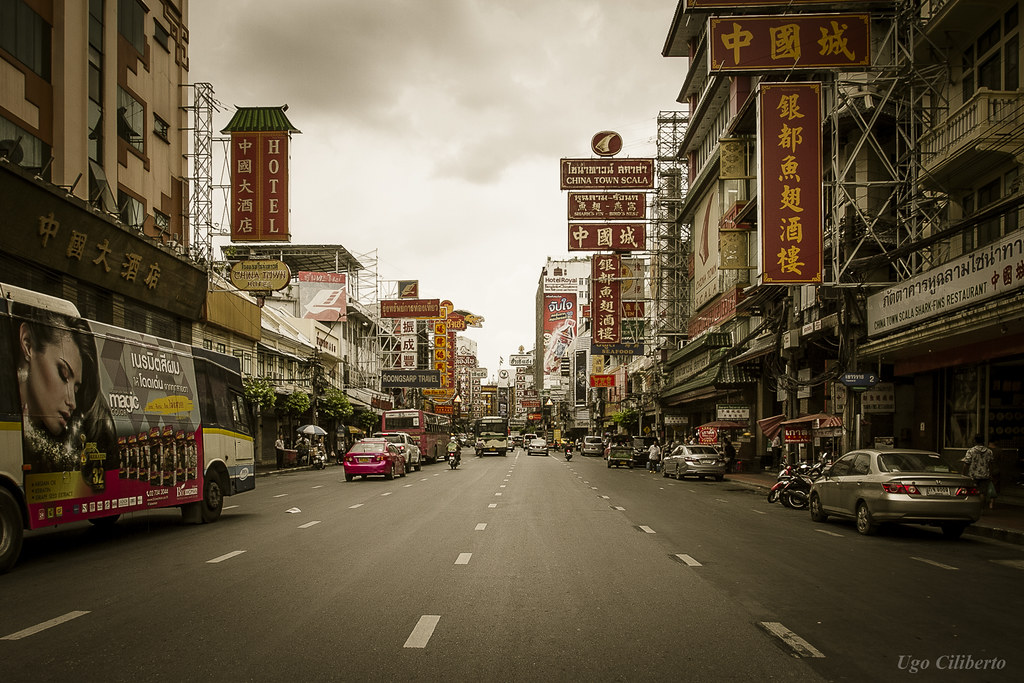 Hotels Near Yaowarat (Chinatown) in Bangkok - Hotel Planner