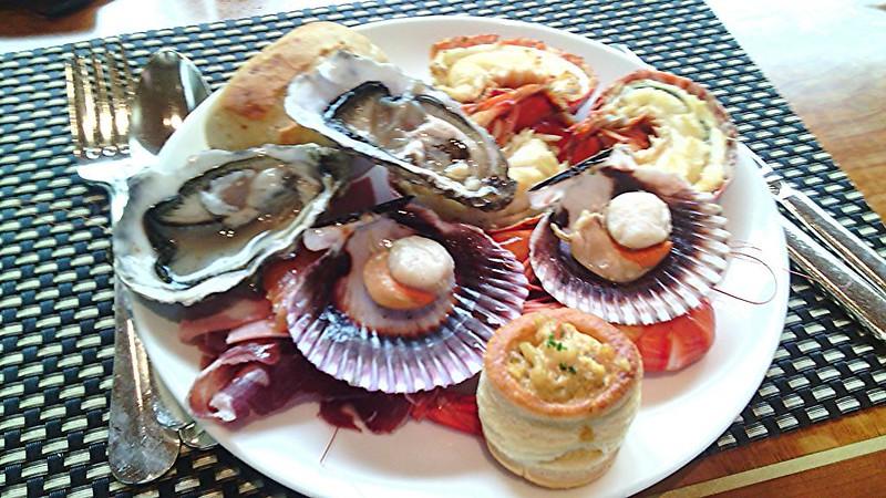 Ritz Carlton buffet lunch