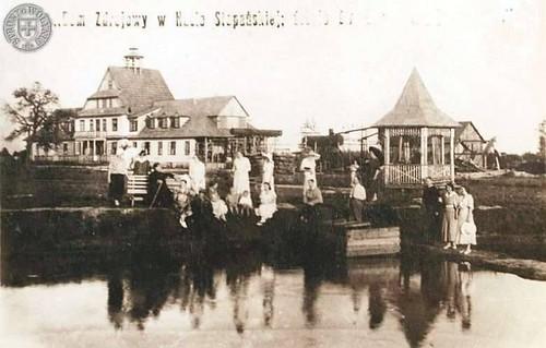 Як на Костопільщині за Польщі грязями лікували
