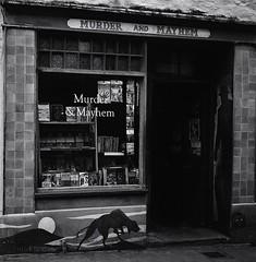 Murder and Mayhem Bookshop
