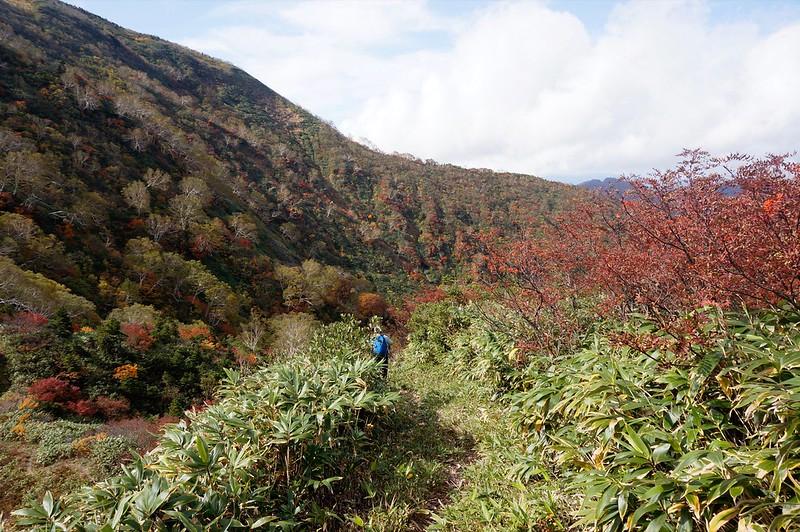 """Mountain-climbing path """"KAGA ZENJOUDOU BIJOZAKA"""""""